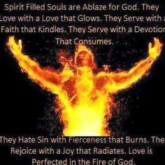 SPIRIT FILLED SOULS!