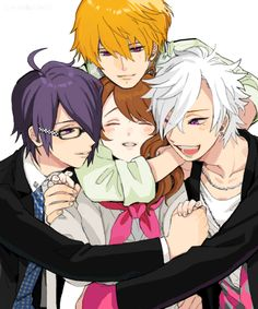 Brothers Conflict #Anime #Otome #Game