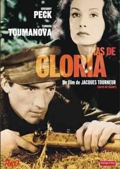 Días de gloria (1944) EEUU. Dir: Jacques Tourneur. Drama. Bélico. Nazismo. Romance. Romance - DVD CINE 1327