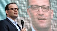 Spahn gibt Investment in Start-up auf Die betrügerische Verlogenheit in Person