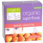 Organic Bubs Apricot, Carrot & Fig Baby Food - $3.39 (AUD)