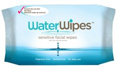 Facial WaterWipes For Women - a huge hit in our March Chic Treat Club Box! Beauty Treats, Alcohol Free, Eye Make Up, How To Remove, How To Make, Facial, Fragrance, Personal Care