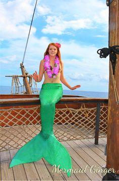 Mermaid On Deck!   #thelittlemermaid #littlemermaid #mermaid #mermaids #realmermaids #onaboat #fantasy #dreamlife #lifeisbutadream