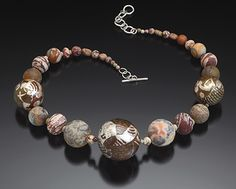 Jane Martin - Bead Necklace