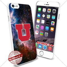 New iPhone 6 Case Utah Utes Logo NCAA #1654 White Smartphone Case Cover Collector TPU Rubber [Galaxy] SURIYAN http://www.amazon.com/dp/B015CWOC72/ref=cm_sw_r_pi_dp_c08zwb0AP74YY