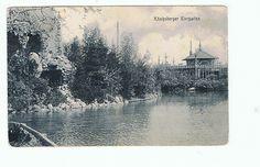 Königsberg Pr.  Tiergarten um 1905