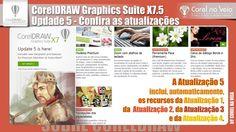 CorelDRAW Graphics Suite X7 Update 5 disponível