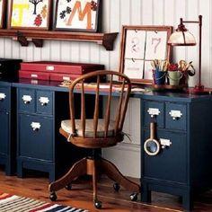 Kids storage furniture by MooreCo
