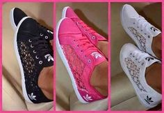 adidas chaussures dentelle femme