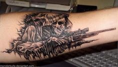 Army Wife Tattoos Ideas   army tattoos designs for girls men and army tattoo idea for wives ...
