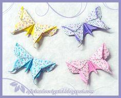 Oficina do Origami: Borboleta (Michael LaFosse)