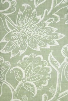 Fabrics and wallpapers from F & P Interiors {Doesn't appear to be an item currently available)