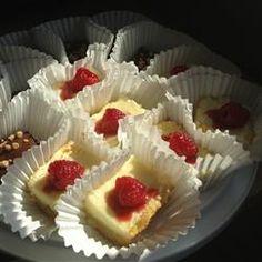 Cheesecake Lemon Bars  Allrecipes.com