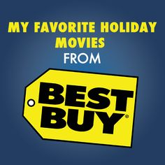 Check out my favorite holiday movies at Best Buy! #TechHeroes