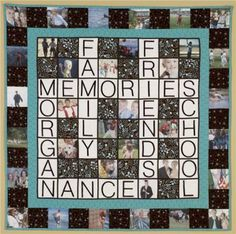 Baby Lock: Graduation Memory Quilt - FREE Patterns for Premium Members Only - Quilters Club of America