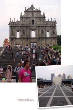 """The Ruins of St. Paul's refers to the ruins of a 16th-century complex in Macau including of what was originally St. Paul's College and the Cathedral of St. Paul also known as """"Mater Dei"""", a 17th-century Portuguese cathedral dedicated to Saint Paul the Apostle"""