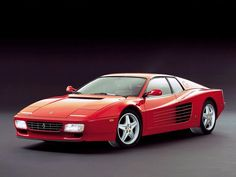 Ferrari Testarossa - LOOKS GOOD, FEELS LIKE A MYTH, WORKS!Looks Feels Works -