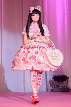 """sucre-dolls: """" Baked Sweets Parade & Strawberry Garland series closeups 