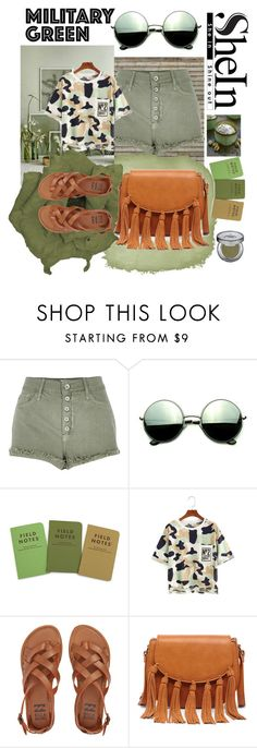 """shein"" by erikax8977 ❤ liked on Polyvore featuring Mr Perswall, River Island, Revo, Billabong, Sole Society and Urban Decay"