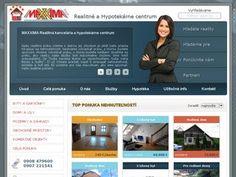 MAXXIMA Realitné a hypotekárne centrum Stará Ľubovňa