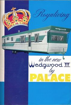 An ad for the Wedgewood III