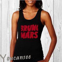 7555febb350fbb bruno mars red font men tank top print screen tank by YouCanSee