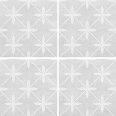 Laura Ashley Wicker Dove Beige Floor | British Ceramic Tile Floor Patterns, Tile Patterns, Laura Ashley Wall Tiles, Cement Tiles Bathroom, Grey Wall Tiles, Tiled Hallway, Grey Flooring, Floors, Dove Grey
