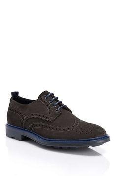 Hugo Boss| 'Bokio' Suede Wingtip Oxfords #hugoboss #mens #shoes