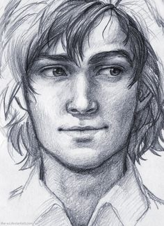 Big Chester Sketch Doodle by The-Ez on deviantART (does THIS one look AT ALL like Asher? We don't have any good ones of his face full on.)