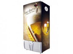 Cervejeira/Expositor Vertical 1 Porta 320L - Freeart Seral Plug-in EVFS C320CX1 com as melhores condições você encontra no Magazine Raimundogarcia. Confira!