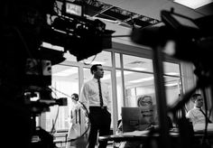 Revealing, Behind-the-Scenes Photos of 'Mad Men' by James Minchin