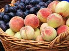 Peaches and Plums Jigsaw Puzzle - Crazy4Jigsaws.com