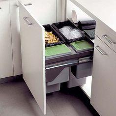 cozinha - reciclagem