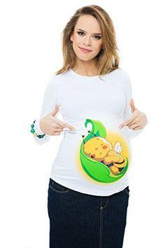 My Tummy Maglietta premaman Ape sulla foglia regalo perfetto per mamme in attesa bianca, http://www.amazon.it/dp/B00NC4WMIE/ref=cm_sw_r_pi_awdl_V-ltwb1VE14G4