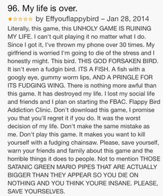 flappy bird. Everyone and I mean EVERYONE at my school is obsessed