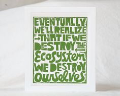 Wisdom Quotes - Collection Of Inspiring Quotes, Sayings, Images Wisdom Quotes, Words Quotes, Sayings, Humor Quotes, Typography Quotes, Typography Poster, Jonas Salk, Environment Quotes, Earth Day Posters