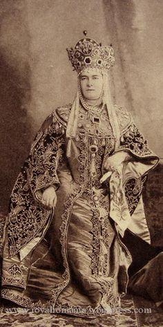 Maria Pavlovna Grand Duchess of Russia, c.1902