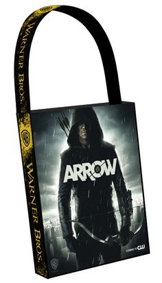 ARROW Comic-Con 2012 Swag Bag #comics #ComicCon