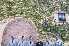 groomsmen photography.  bella collina.