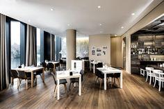 Sansibar by Breuninger restaurant by DITTEL | ARCHITEKTEN, Düsseldorf restaurant