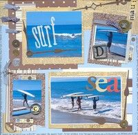 A Project by TXrunner from our Scrapbooking Gallery originally submitted 11/08/04 at 08:23 PM