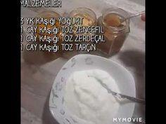 Akşam ye sabaha kilo vermiş olarak uyan !!! Altın yoğurt kürü ile kolayca zayıfla.. Şifalı Kür Tarifleri Spartacus, Granola, Yogurt, Dairy, Food, Eten, Meals, Muesli, Diet