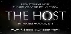 The Host Movie Trailer Online Reveal will be on Thursday, MARCH 22nd! (Read more on TwilightMOMS.com)