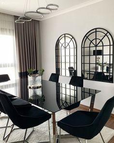 Home Room Design, Home Design Decor, Living Room Designs, Interior Design, Table Decor Living Room, Home Decor Bedroom, Home Living Room, Appartement Design, Mediterranean Home Decor