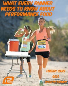 Nutrition for runners has to be a top priority. Learn more about performance foods.