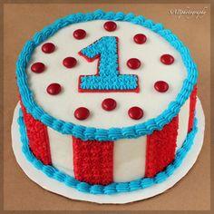 Dr Seuss Smash Cake 2
