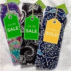 Vera Bradley Insulated Hair Iron Cover (one) NWT So handy for the girl on the go! This cover protects your hot hair tools, especially useful when traveling. My sis says hers is the best travel accessory ever! Special lining-similar to oven mitts-helps protect clothes when you have to pack up before your device is completely cooled. 2 patterns left-please use 'size' to select pattern otherwise you'll receive random choice. Heather (purple/teal), Midnight Paisley (black/white), (Petal…