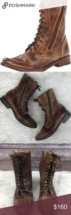 cb1bcf44e403 Bed Stu Brown Tabor Vintage Motorcycle Boots Bed Stu Hand Crafted Tabor Cobbler  Series Motorcycle Boots