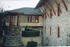 Arhontariki. Xenophon Monastery
