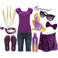 Park Princess Rapunzel